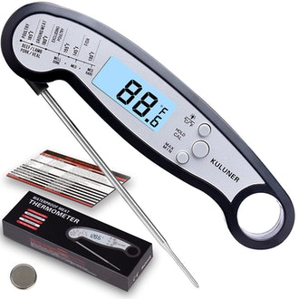 KULUNER Instant Read Food Thermometer