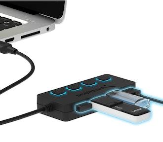 Sabrent 4-Port USB Hub