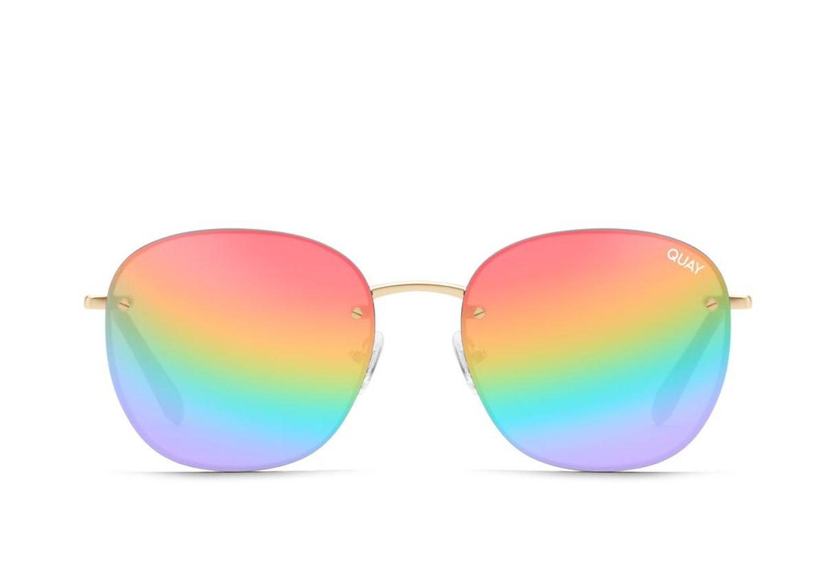 Jezabell Rimless Sunglasses