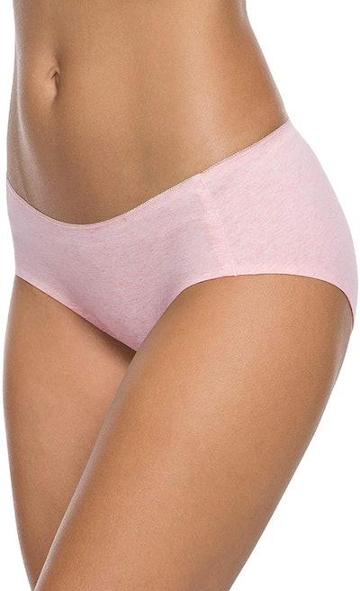 Wealurre Seamless Cotton Underwear (4-Pack)