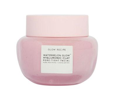 Glow Recipe Watermelon Glow Hyaluronic Clay Pore-Tight Facial