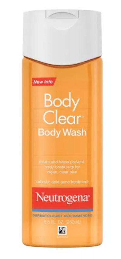 Body Clear Body Wash
