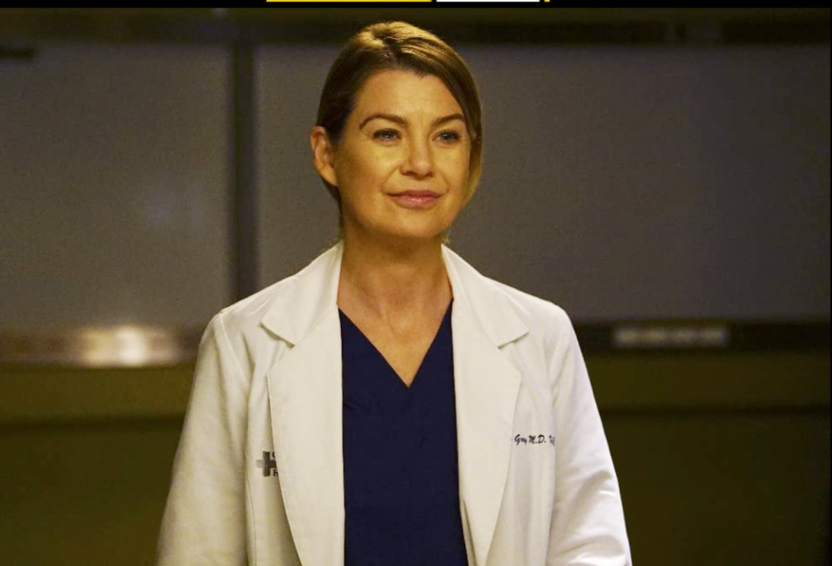 Ellen Pompeo's video reunion with Eric Dane and Justin Chambers is too good.