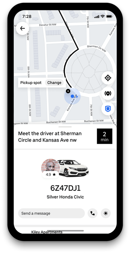 Here's how to use Uber's Side of the Street feature for easy pickup.