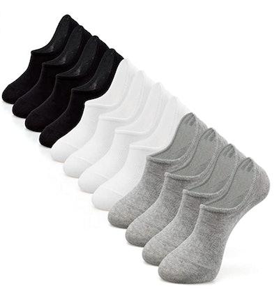DEGG Low Cut No Show Cotton Socks
