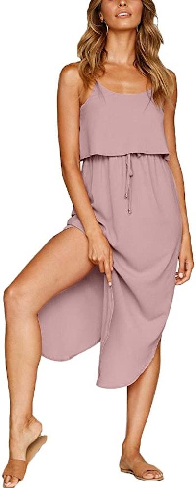 NERELEROLIAN Midi Dress