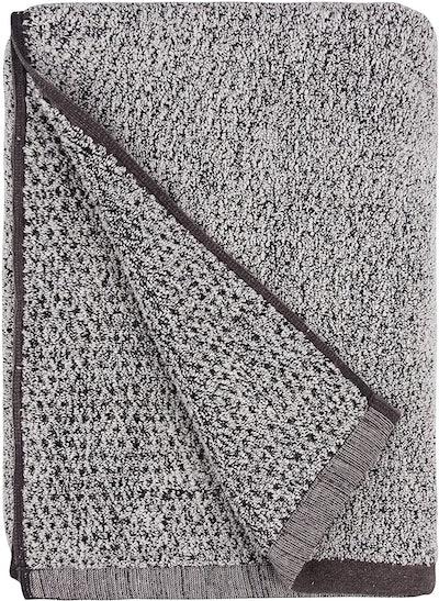 Everplush Diamond Jacquard Quick-Dry Bath Towel