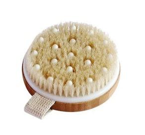 C.S.M. Body Brush for Gentle Exfoliating