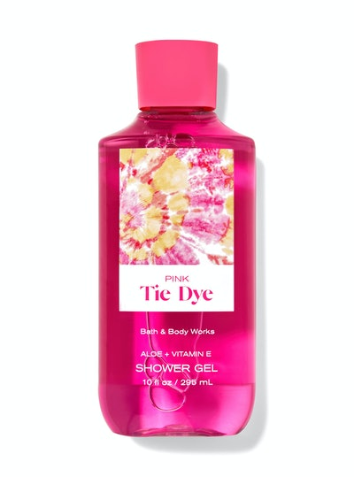Pink Tie Dye Shower Gel