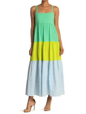 Dani Woven Maxi Dress