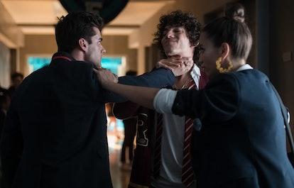 Elite on Netflix via Netflix Media Center