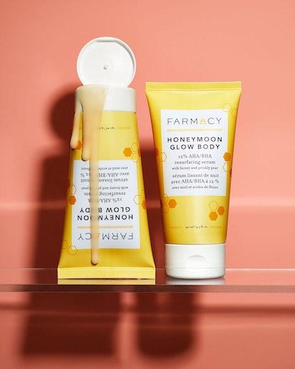 Farmacy Honeymoon Glow body cream