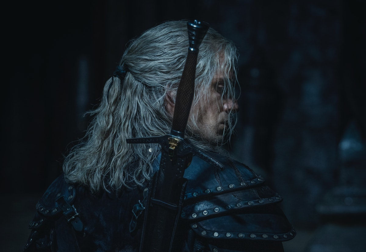Henry Cavill as Geralt of Rivia in 'The Witcher ' Season 2