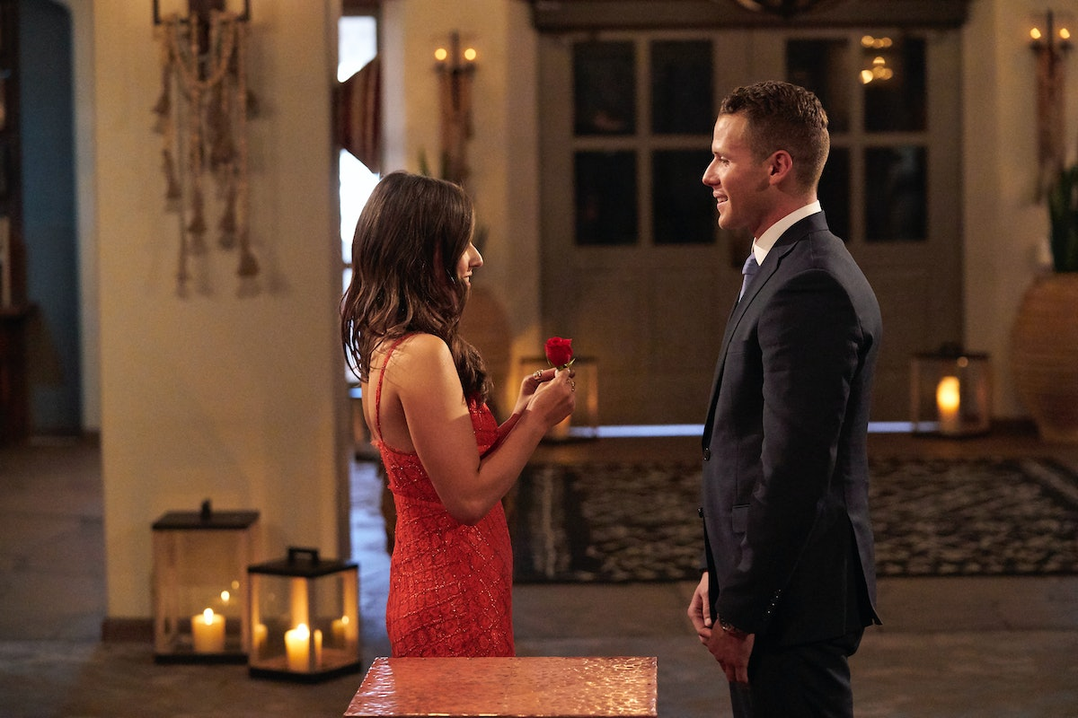 Cody Menk and Katie Thurston on Season 17 of 'The Bachelorette'