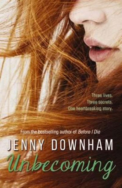 'Unbecoming' by Jenny Downham