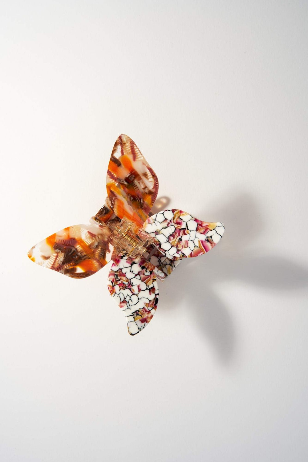 Butterfly Claw Clip