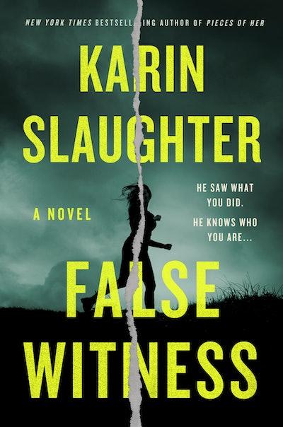 'False Witness' by Karin Slaughter