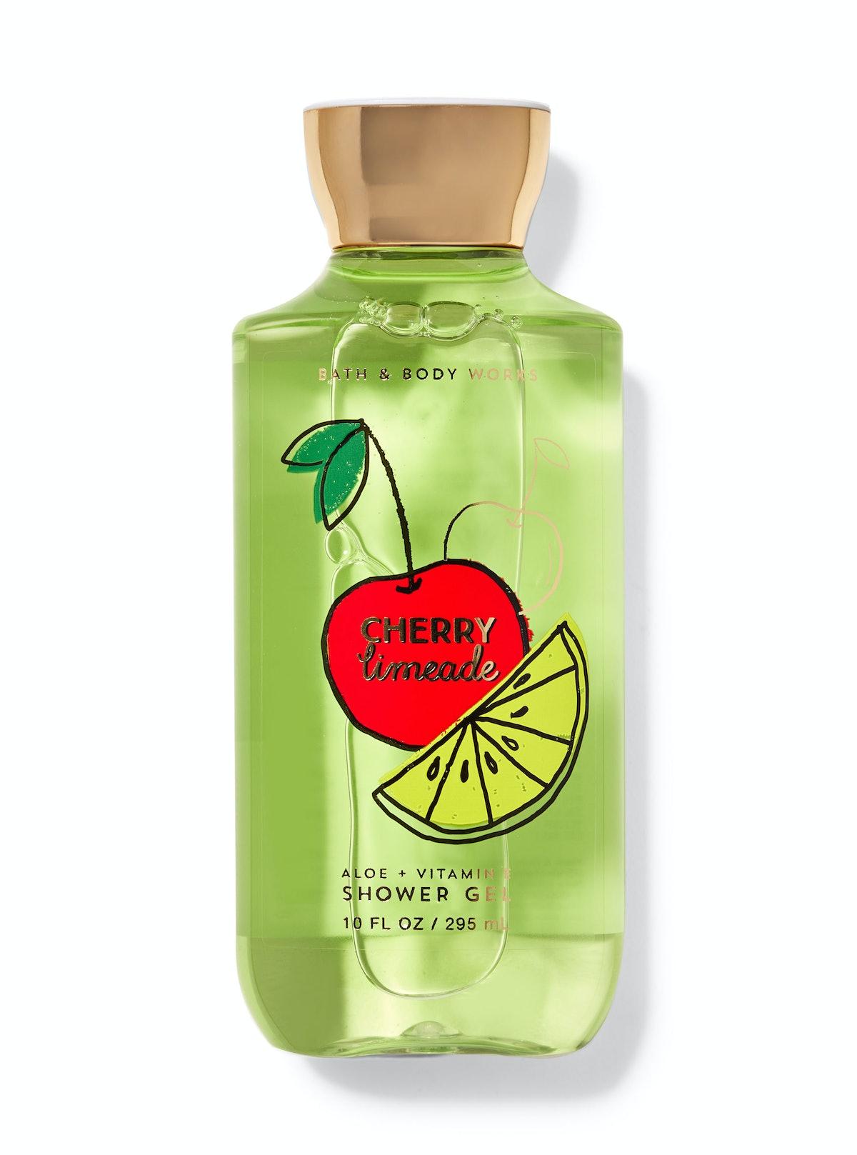 Cherry Limeade Shower Gel