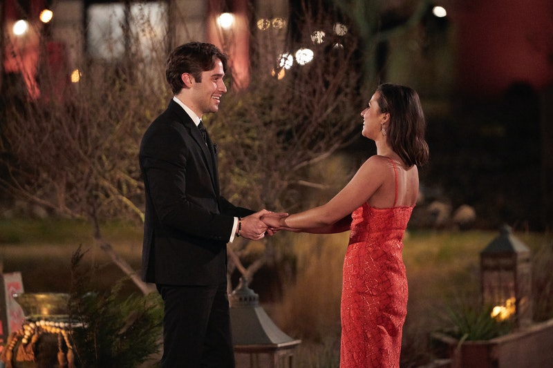Greg Grippo & Katie Thurston in 'The Bachelorette' Season 17 premiere via ABC's press site