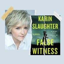 Karin Slaughter is the author of 'False Witness.'