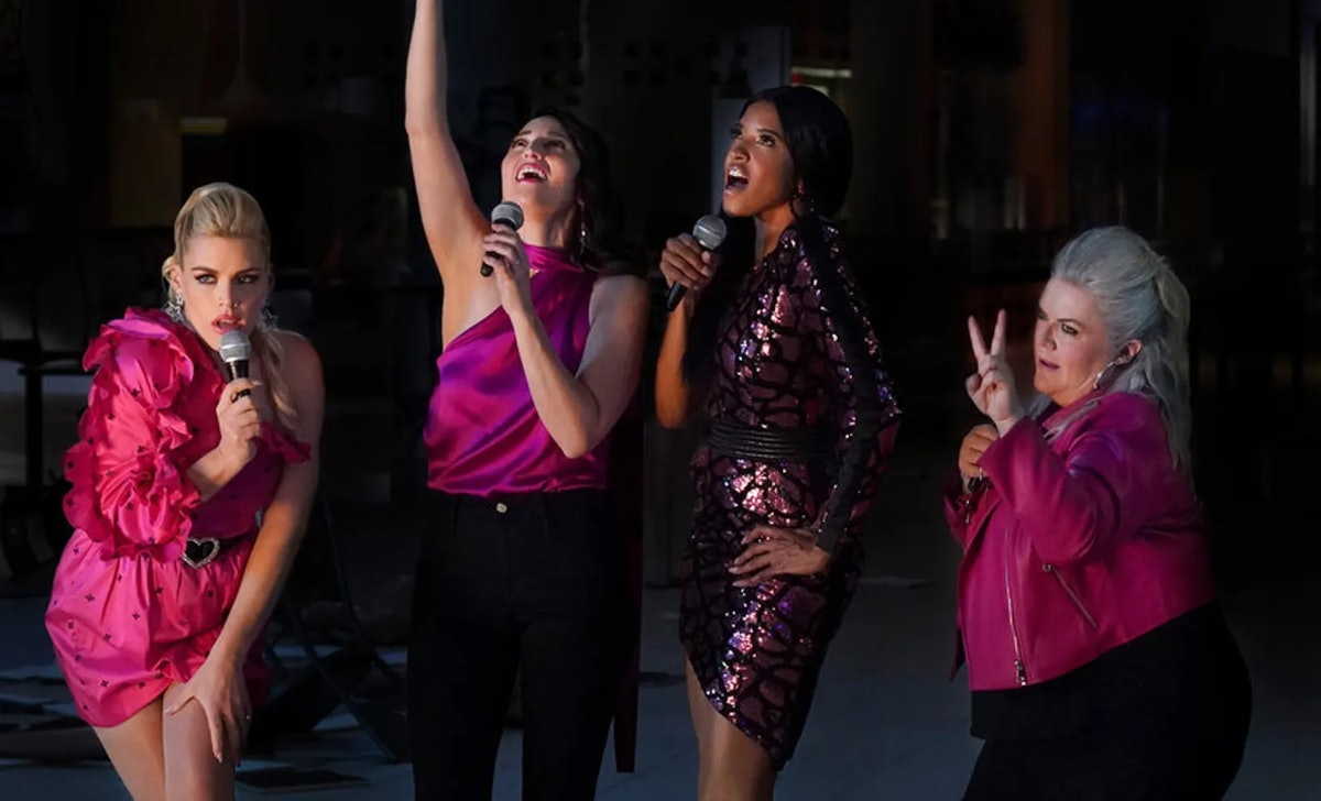'Girls5eva' was renewed for Season 2 by Peacock.