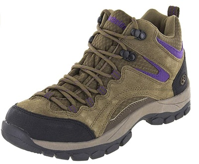 Northside Pioneer Mid Rise Leather Hiking Boot