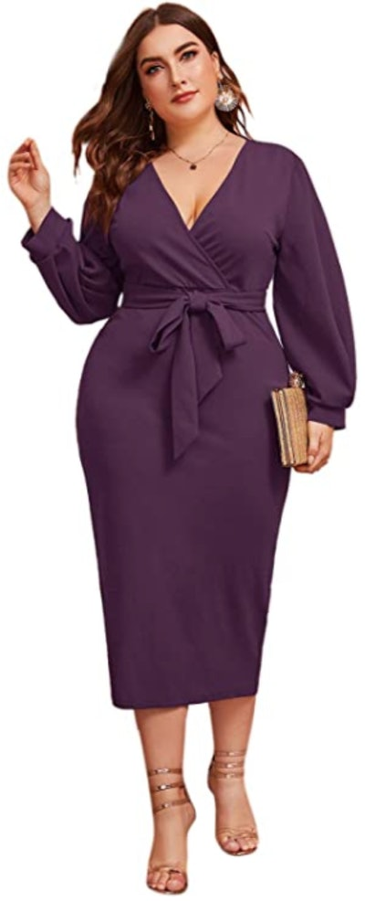 Verdusa Bodycon Dress