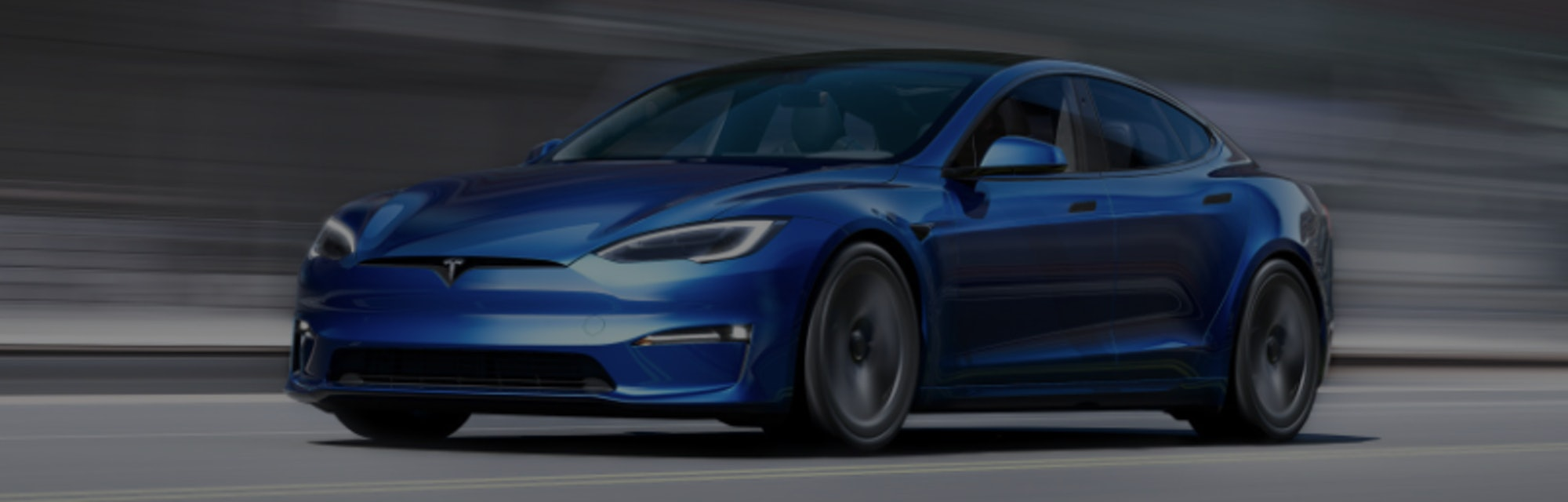 Tesla CEO Elon Musk says the new Model S Plaid has the most advanced motor of any car in production.