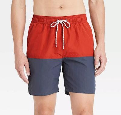 """Goodfellow & Co. Men's 7"""" Swim Trunks"""