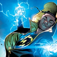 Static Shock 2021: Black Lives Matter rally spawns a wave of superheroes