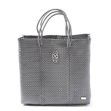 Waterproof Braided Tote Bag