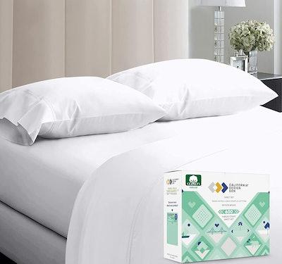 California Design Den Store Cotton Sheets (Queen)