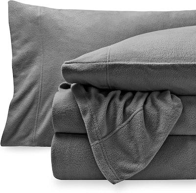 Bare Home Fleece Sheet Set (Queen)
