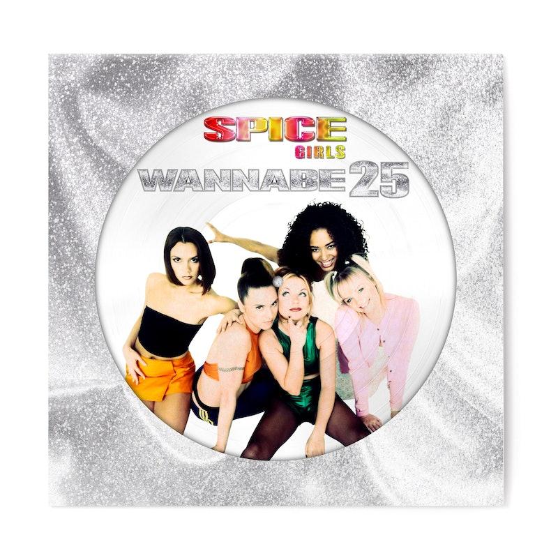 The Spice Girls Wannabe25 Anniversary EP