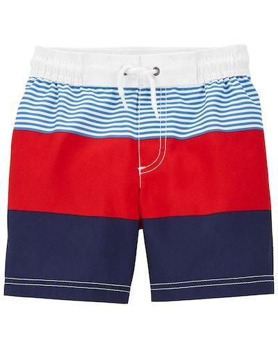 Carter's Americana Swim Trunks