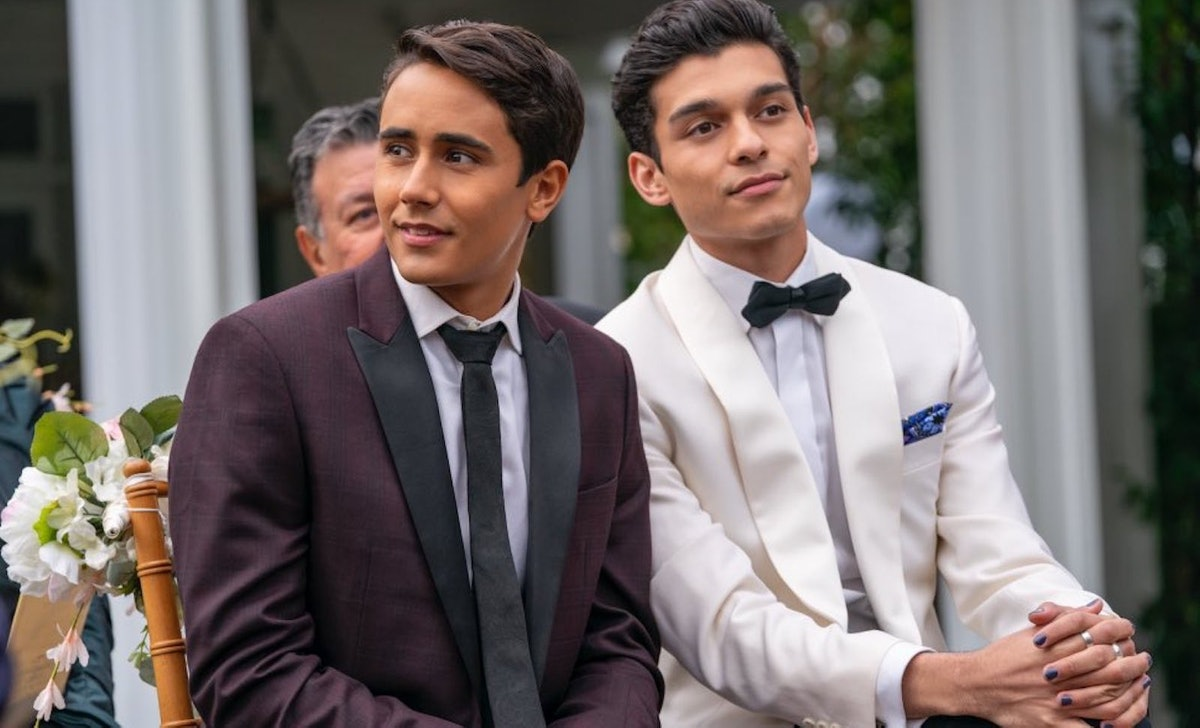 Victor and Rahim sparked an unexpected romance in 'Love, Victor' Season 2.
