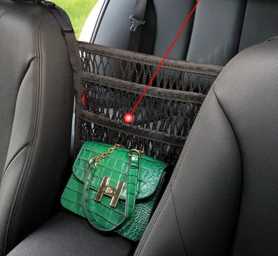 AMEIQ 3-Layer Car Mesh Organizer