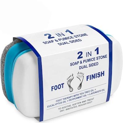 Love Lori Athlete's Foot Pumice Stone