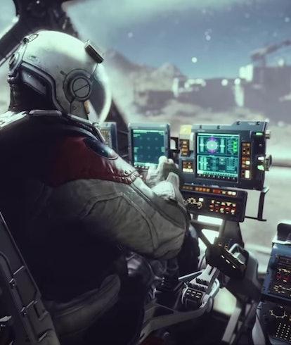 starfield e3 2021 trailer cockpit screenshot