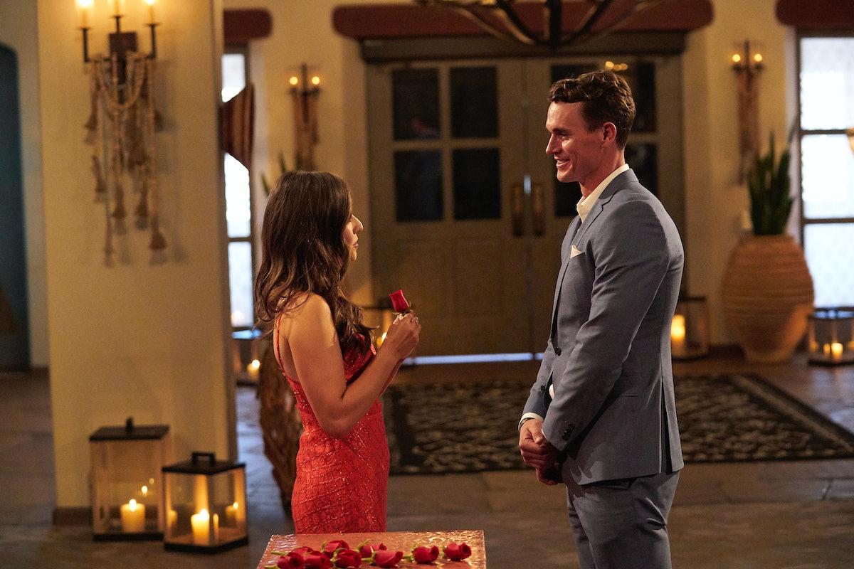 Katie Thurston and Mike Planeta on Season 17 of ABC's 'The Bachelorette'