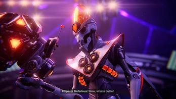 Emperor Nefarious Ratchet & Clank: Rift Apart