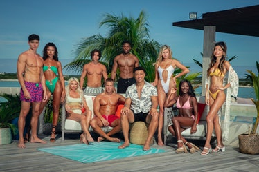 The cast of Netflix's 'Too Hot To Handle' Season 2