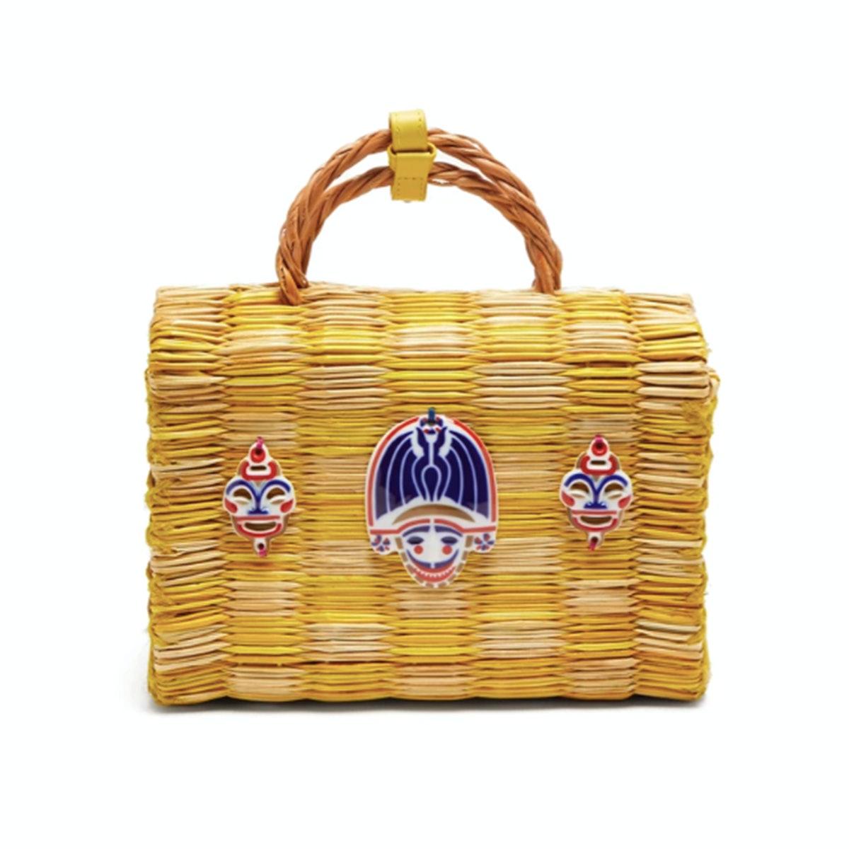 Heimat Atlantica Tom Tom Medium Basket Bag