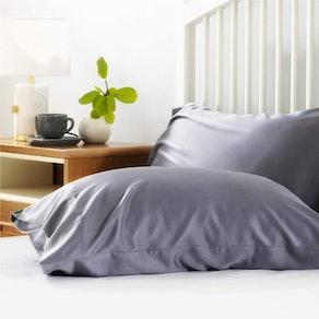 Bedsure Bamboo Pillowcases (2-Pack)