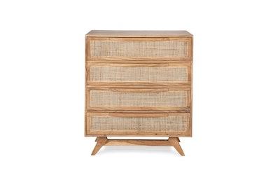 Lyra 4-Drawer Dresser