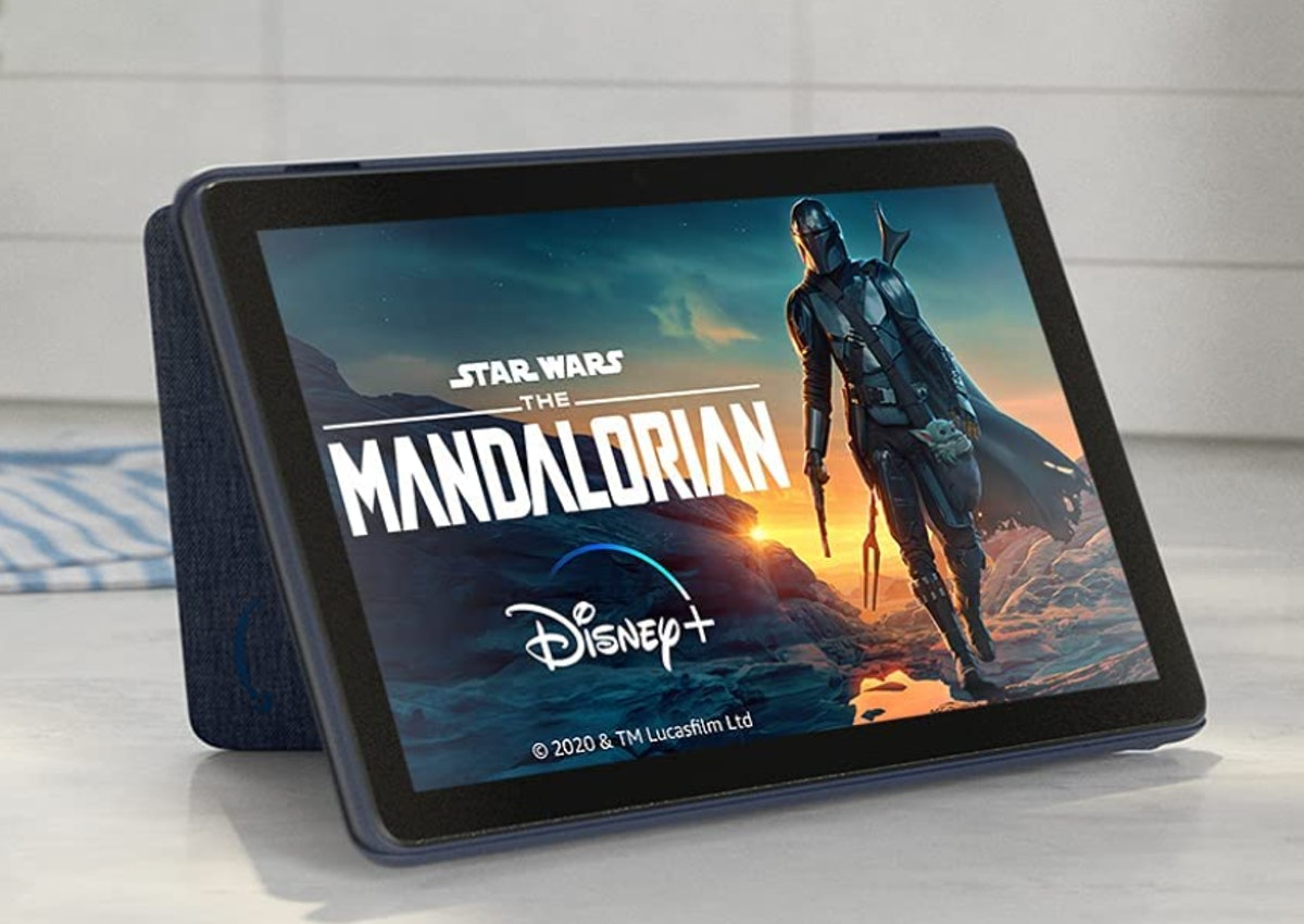 Amazon All-New Fire HD 10 Tablet