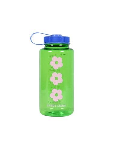 Water Bottle in Gummy Green