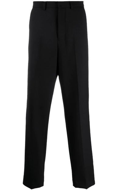 AMI Paris wide tailored trousers