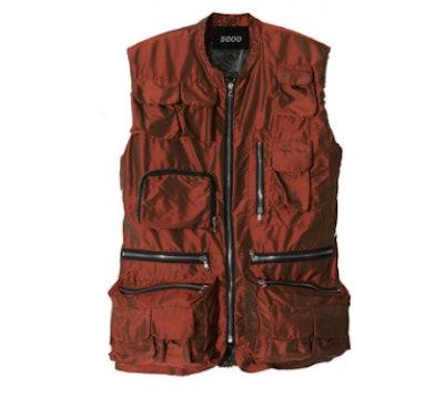5000 Fur Lined Sport Vest