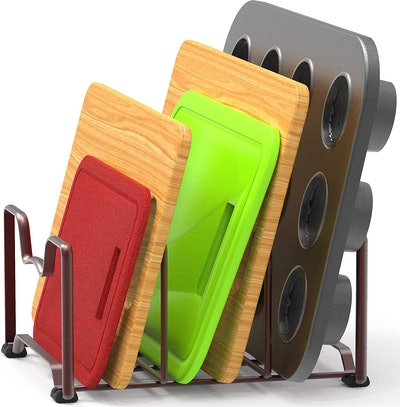 SimpleHouseware Pantry Rack